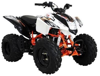 Harga Viar ATV Razor 150 SP