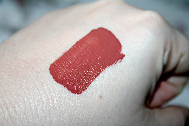 Bellapierre Muddy Rose Swatch