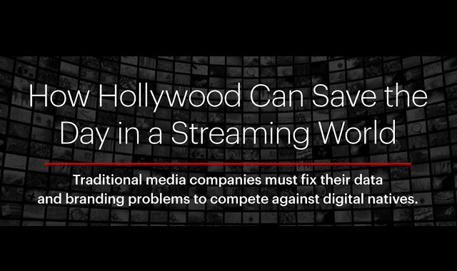 Hollywood in danger in a streaming world