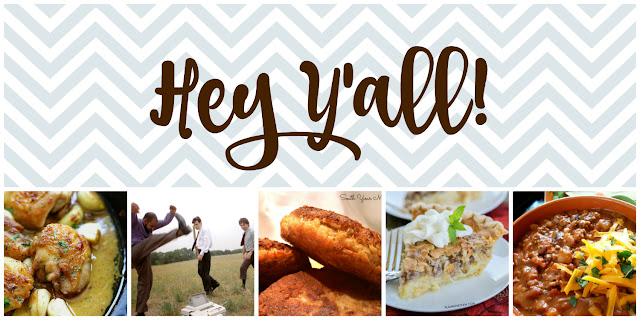 My top 7 all-time FAVORITE chili recipes PLUS my weekly meal plan, some SCRUMPTIOUS new recipes and more in this issue of Hey Y'all! Newsletter