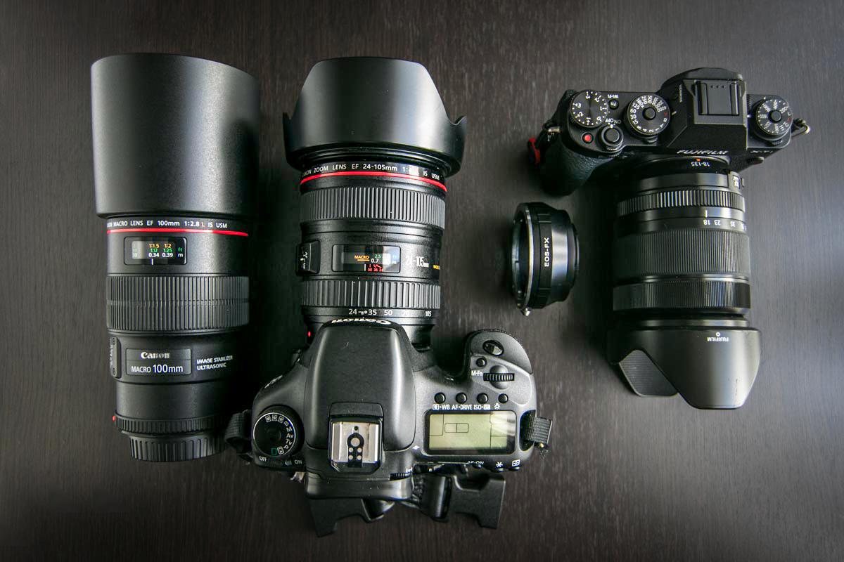 Cara Membuka Lensa Kamera