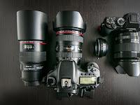 Cara yang Benar Membuka Lensa Kamera