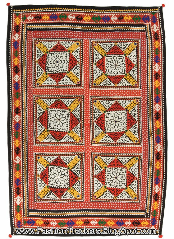 Sindhi Quilt Rilli  Fashion Trackers