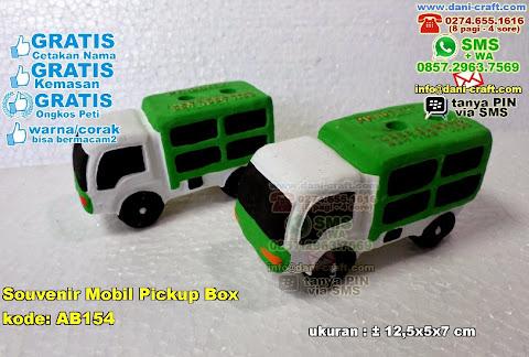 Souvenir Mobil Pickup Box