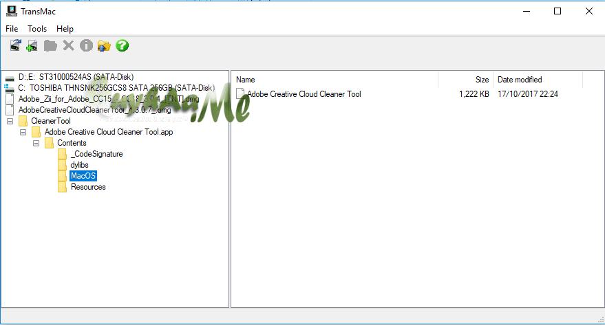 TransMac terbaru
