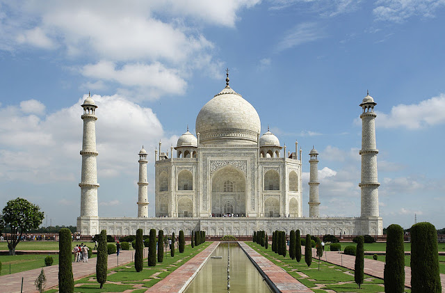 Taj Mahal - north India, Uttar Pradesh