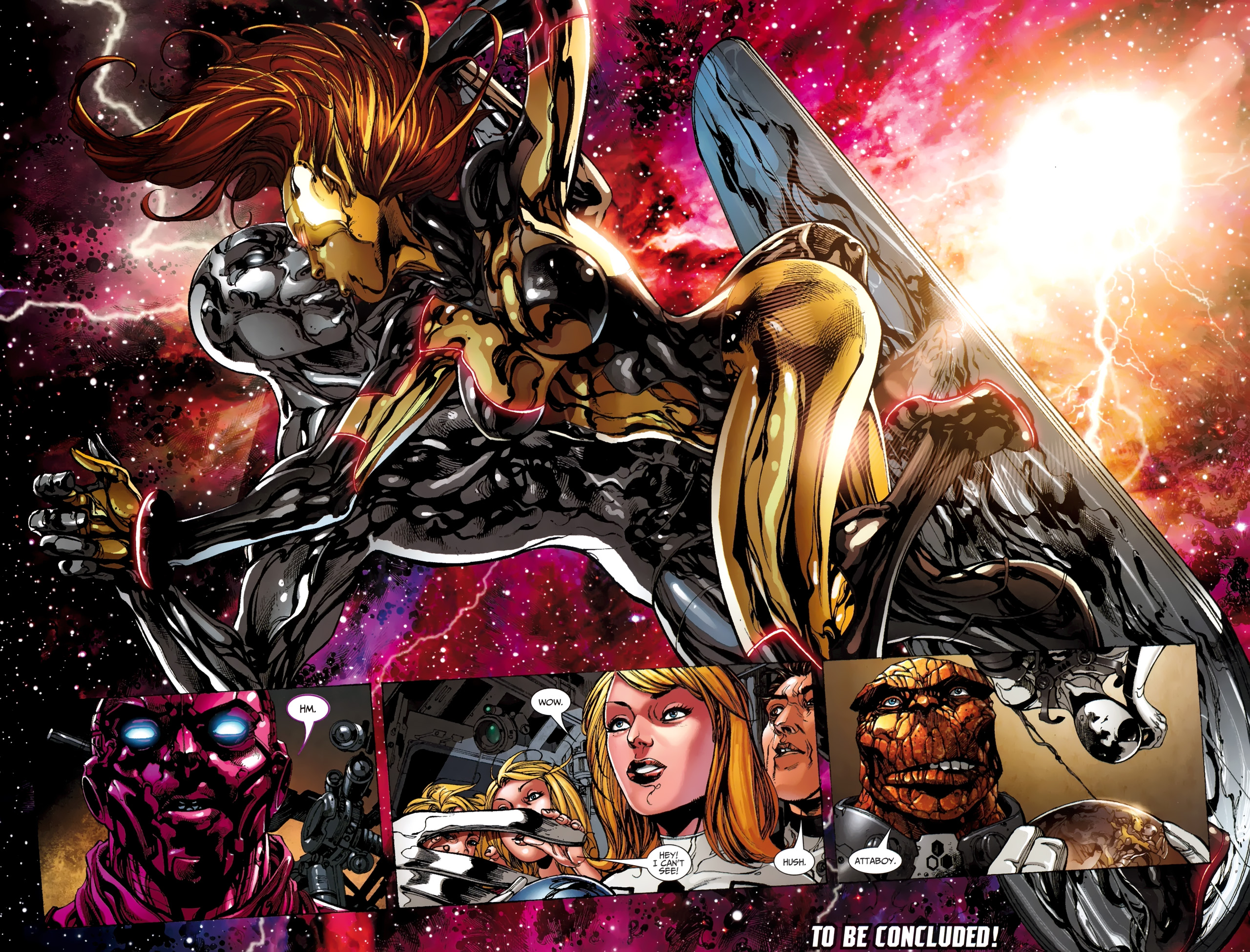 Read online Silver Surfer (2011) comic -  Issue #4 - 21