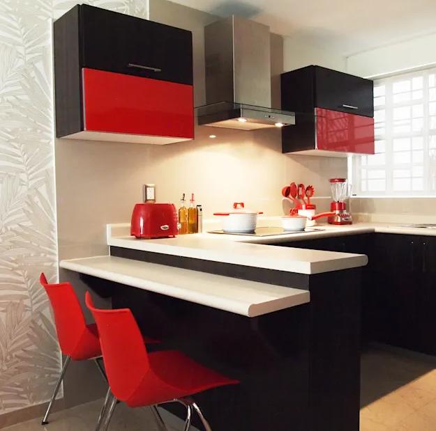 20 Design Dapur Moderen, Simpel, serta Menarik!
