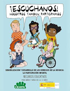 Taller de participación infantil 6-12