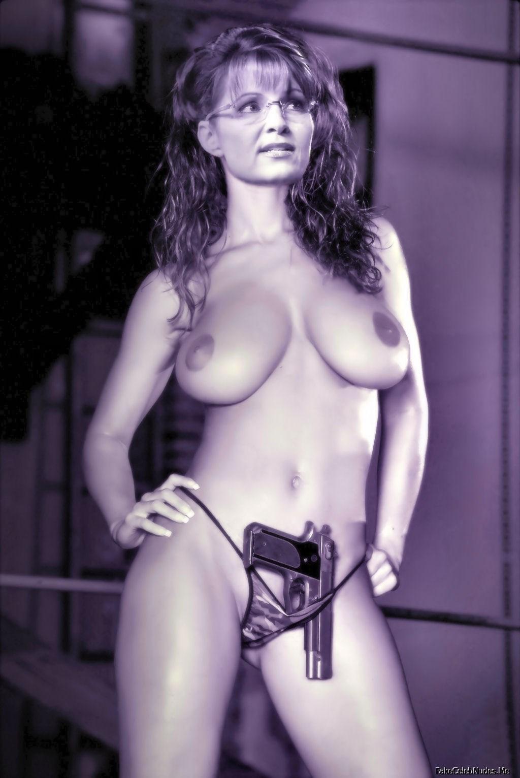 Sarah palin nu photo, nerd nude hot