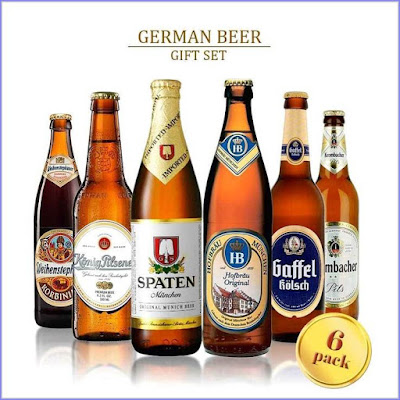 most popular imported german beer