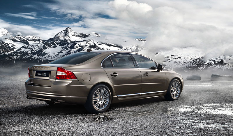 China Has Already Sold 2011 New Volvo S80l New Car Used