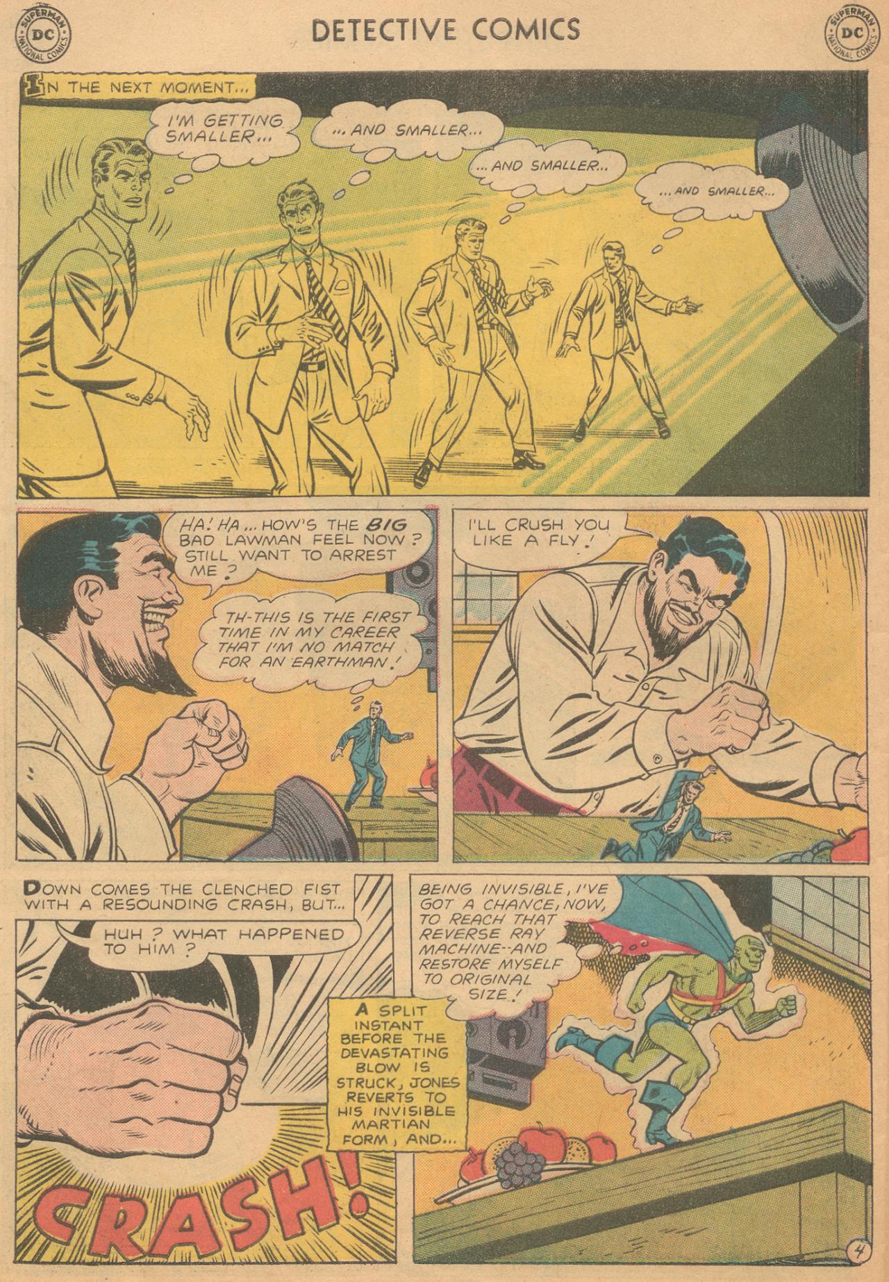 Read online Detective Comics (1937) comic -  Issue #261 - 30