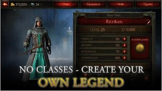 Arcane Quest Legends Mod Apk Offline