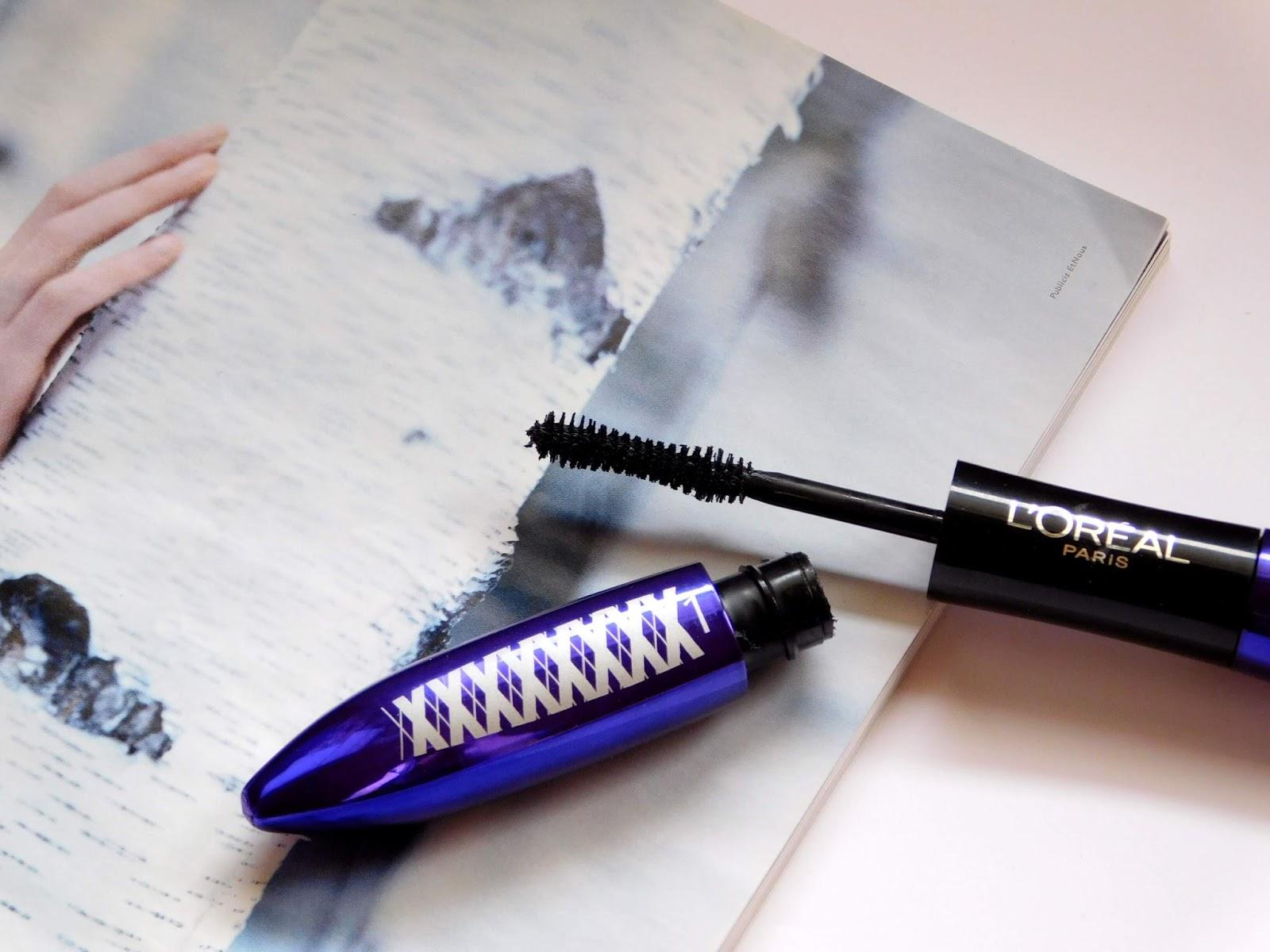 le mascara faux cils superstar x fiber de l 39 or al ausseanne. Black Bedroom Furniture Sets. Home Design Ideas
