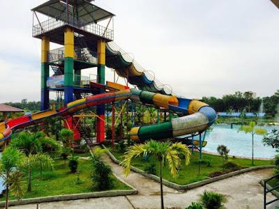 Waterboom Merci Theme Park Medan