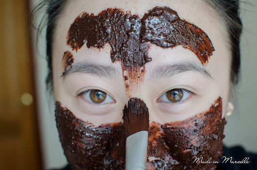 [HOW TO] by M: DIY Mocha face mask | Made in Marcelle