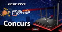 Castiga primul router Gigabit Mercusys - concurs - facebook - castiga.net