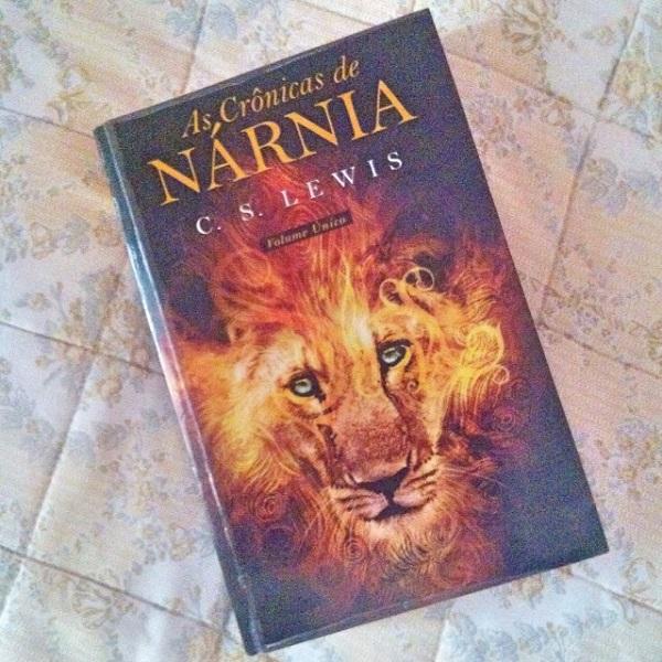 7 pecados capitais literários - As Crônicas de Nárnia - vol único - C S Lewis - Tamaravilhosamente