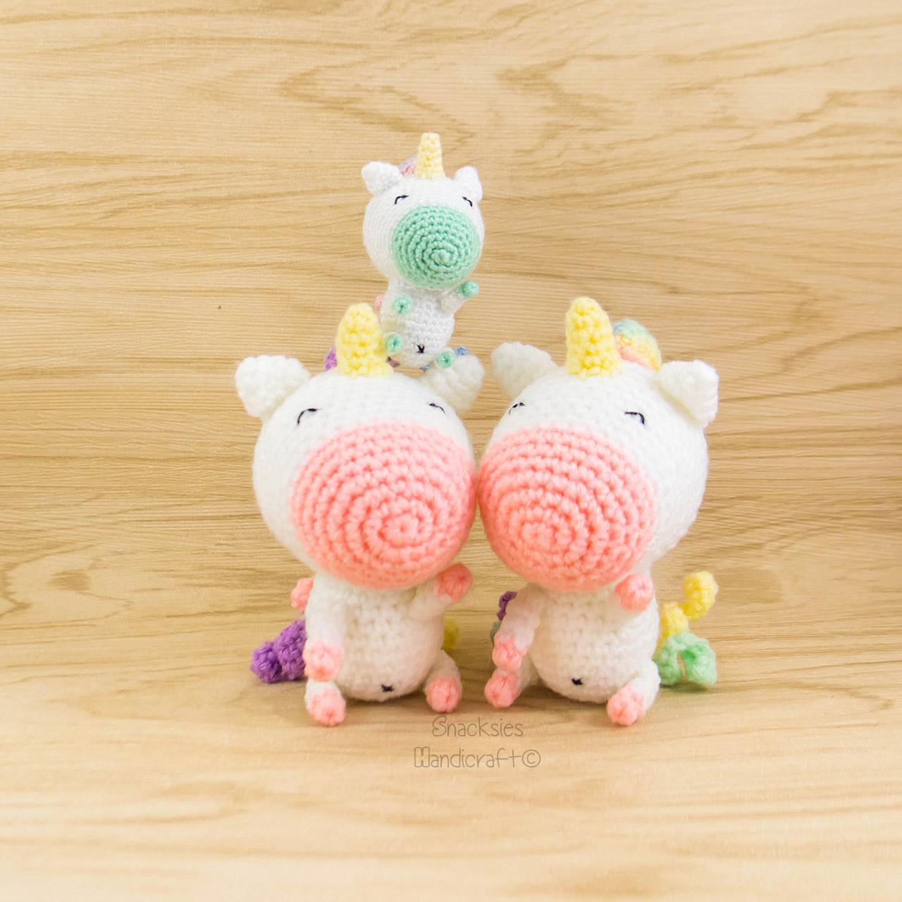 20 Most Amazing Unicorn Amigurumi Patterns   Crochet Arcade   1280x1280