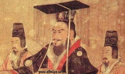 Dimasa Dinasti Han Memerintah Bilangan Negatif Digunakan