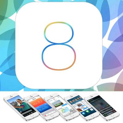 Ini Dia 11 Fitur Andalan IOS 8