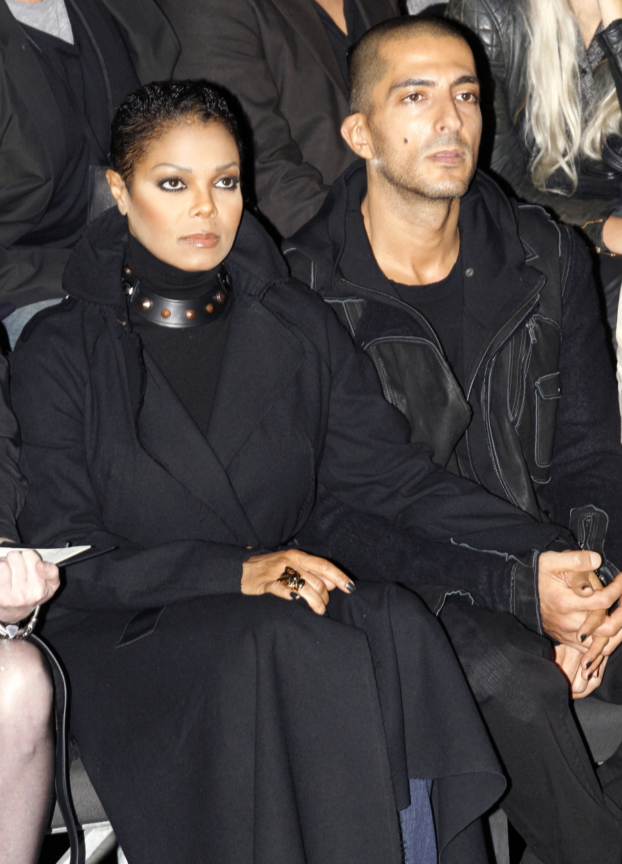 pictures of janet jackson and husband