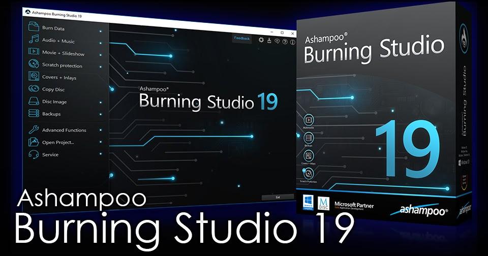 ashampoo burning studio 20 tutorial