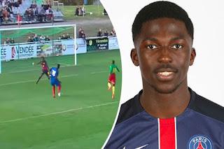Manchester United Rekrut Pemain Muda Prancis Aliou Badara Traore