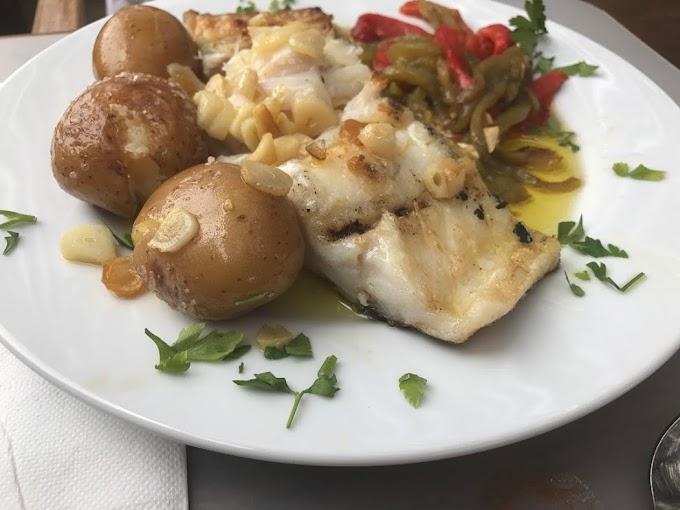 El diccionario de la Gastronomía del Algarve