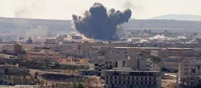 Στιγμιότυπα συγκρούσεων από τη Συρία που κόβουν την ανάσα (σκληρό βίντεο)