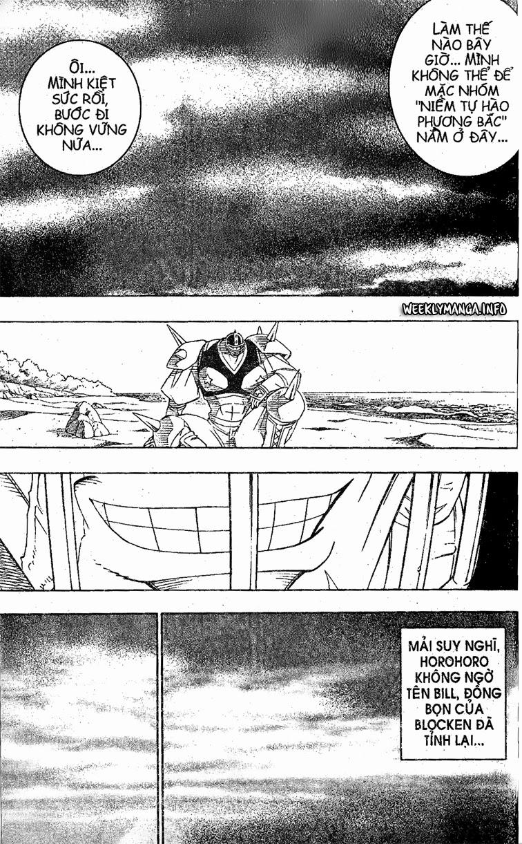 Shaman King [Vua pháp thuật] chap 186 trang 3