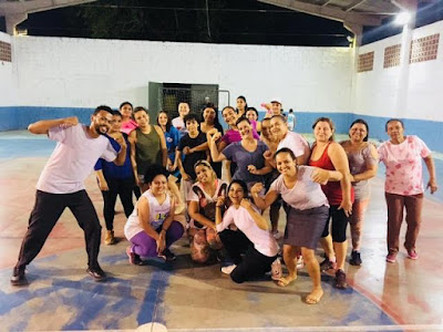 Bairros de Miracatu recebem cursos pelo cras