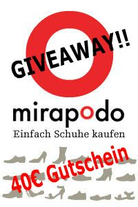 GIVEAWAY by Mirapodo