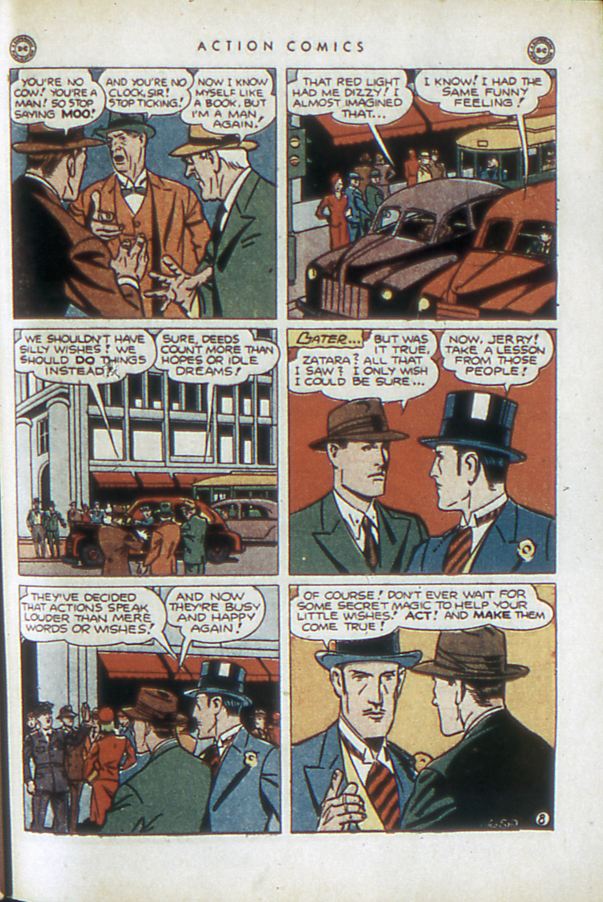 Read online Action Comics (1938) comic -  Issue #84 - 50