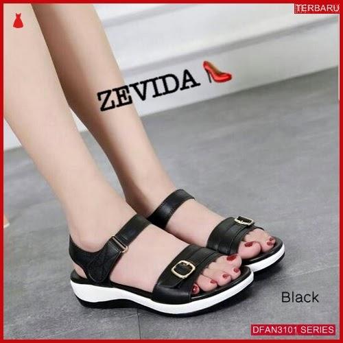 DFAN3101S130 Sepatu Asp 02 Wedges Wanita Wedges Murah BMGShop