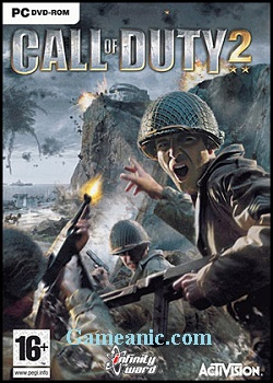 Call Of Duty 2 Game Cover