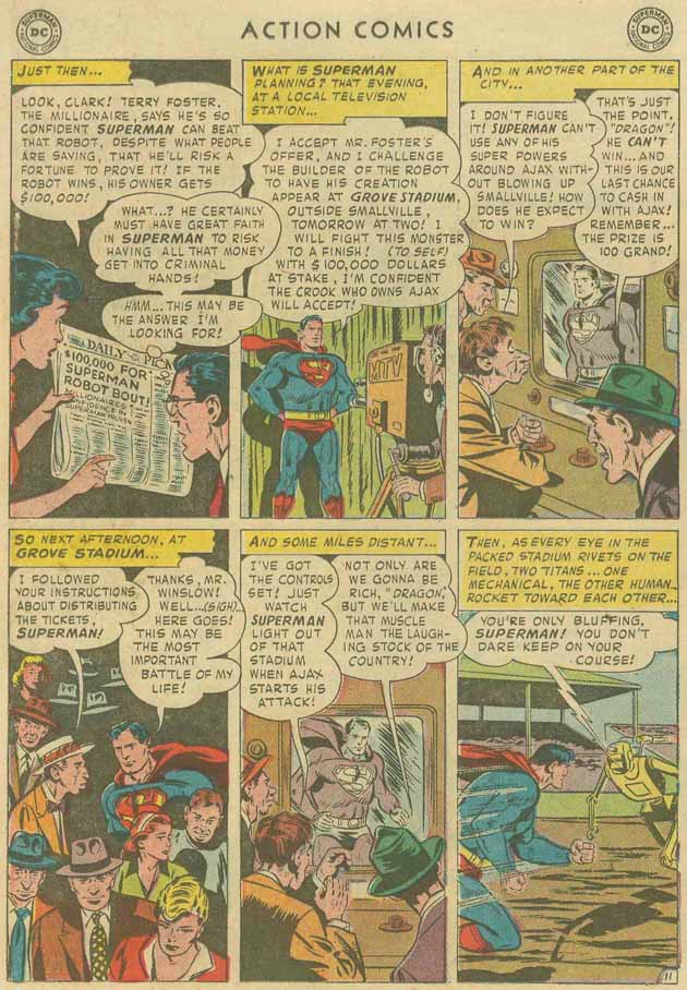 Read online Action Comics (1938) comic -  Issue #173 - 15