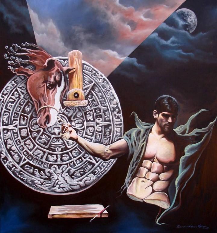 Eduardo Urbano Merino. Истинный художник 11
