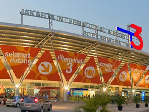 Terminal Baru Bandara Soekarno Hatta