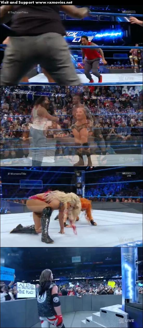 WWE Smackdown Live 27 Dec 2016 HDTV 480p