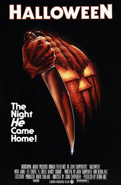 Póster original película Halloween