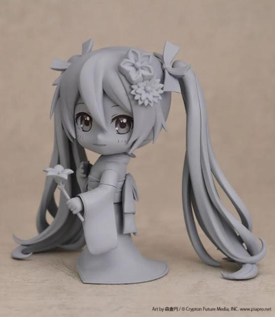 Hatsune Miku: Fuyuki Kosode Ver. - Character Vocal Series 01: Hatsune Miku