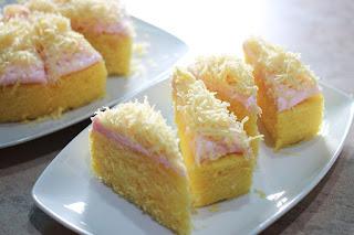 Resep Kue Cake Keju Kukus