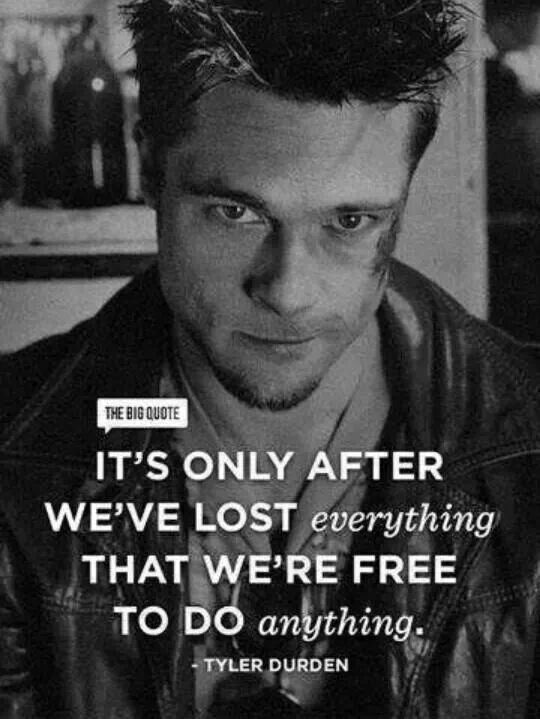 Fight Club Quotes Custom My Notepad Defterim Fight Club Quotes