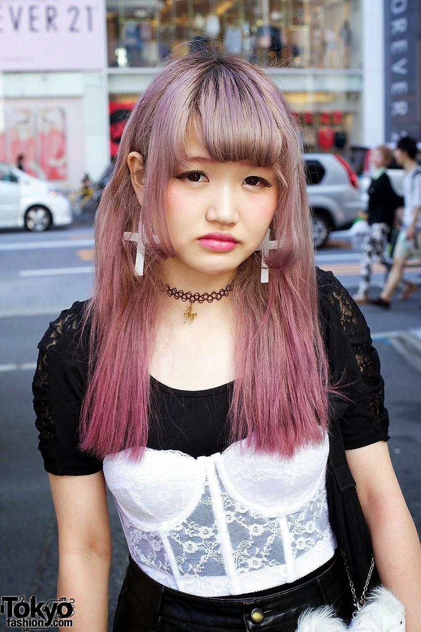 Japanese School Hairstyles Fade Haircut