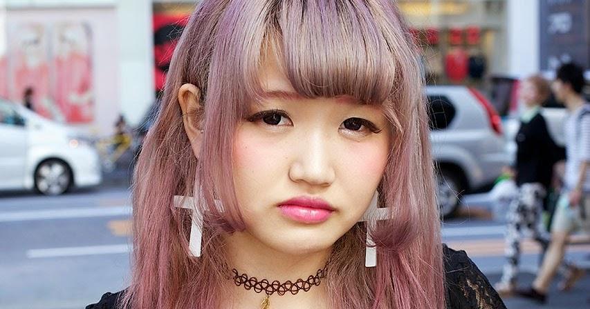 Hair Style Japan: Japan Harajuku Hair Style