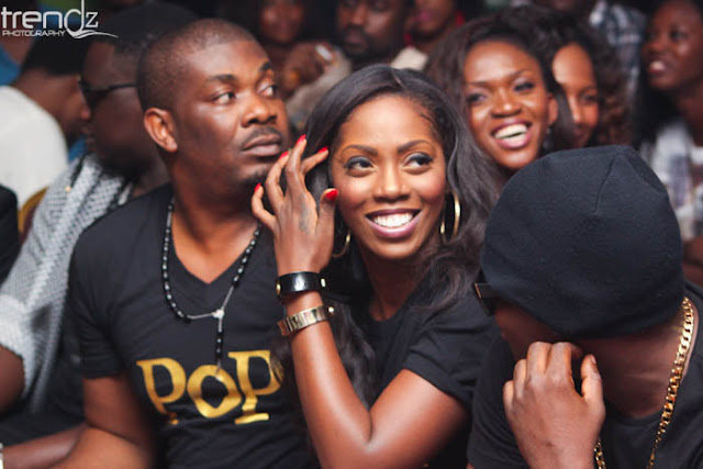 tiwa savage and don jazzy relationship