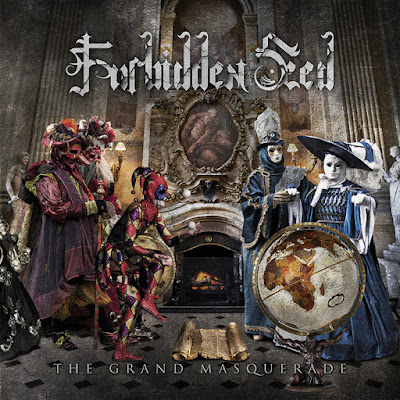 "Το album των Forbidden Seed ""The Grand Masquerade"""
