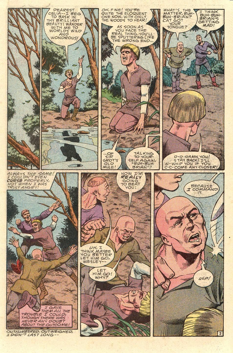 Read online Secret Origins (1986) comic -  Issue #49 - 24